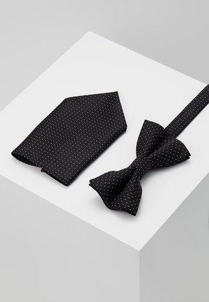 SET - Pañuelo de bolsillo - black