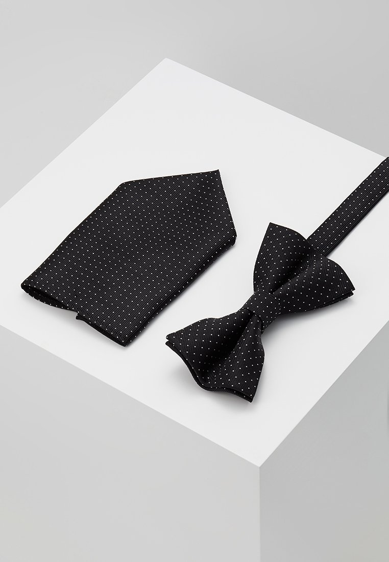 Pier One - SET - Mouchoir de poche - black