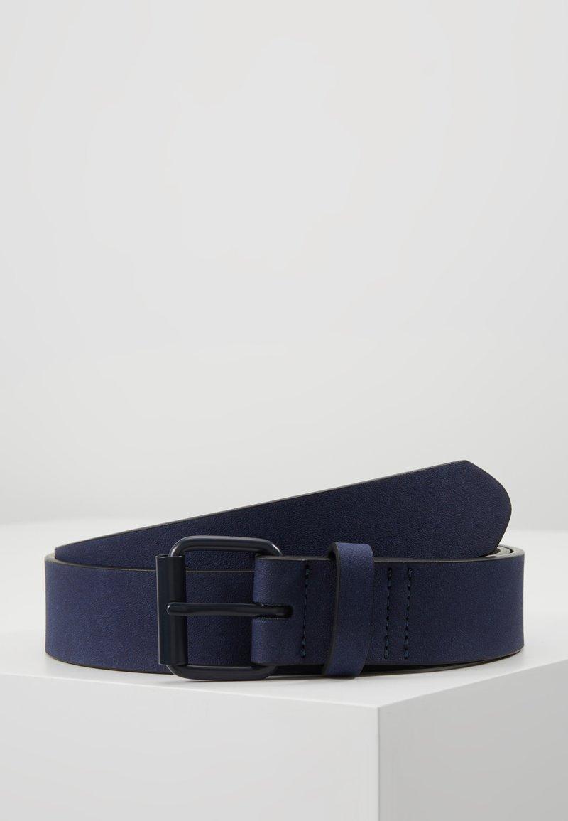 Pier One - UNISEX - Belt - dark blue