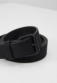 Pier One - UNISEX - Belt - black - 5