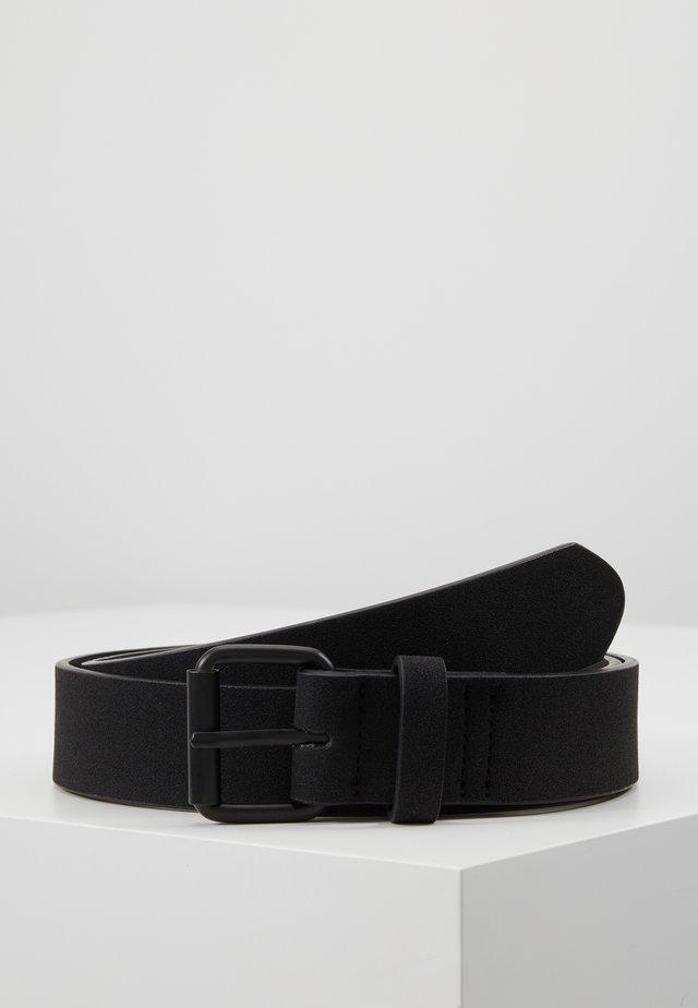 UNISEX - Gürtel - black