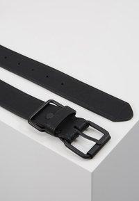 Pier One - UNISEX - Belt - black - 2
