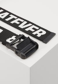Pier One - UNISEX - Cintura - black - 3