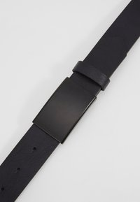 Pier One - UNISEX 2 PACK - Belt - dark blue/brown - 2