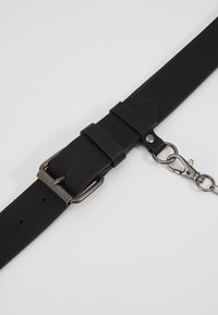 Pier One - UNISEX - Belt - black - 2