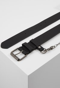 Pier One - UNISEX - Belt - black - 3