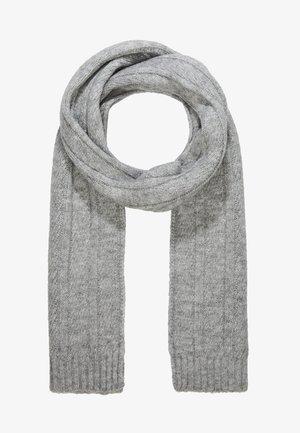 Scarf - mottled grey