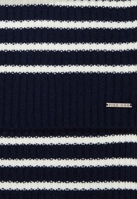 Pier One - Bufanda - white/dark blue - 3