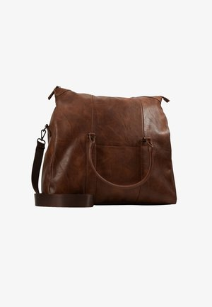 UNISEX - Weekendveske - dark brown