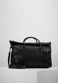 Pier One - UNISEX - Weekendtas - black - 0