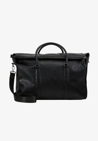 Pier One - UNISEX - Weekendtas - black - 7