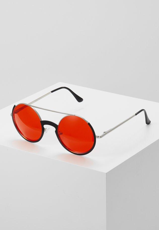 UNISEX - Sonnenbrille - red