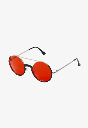 UNISEX - Sunglasses - red