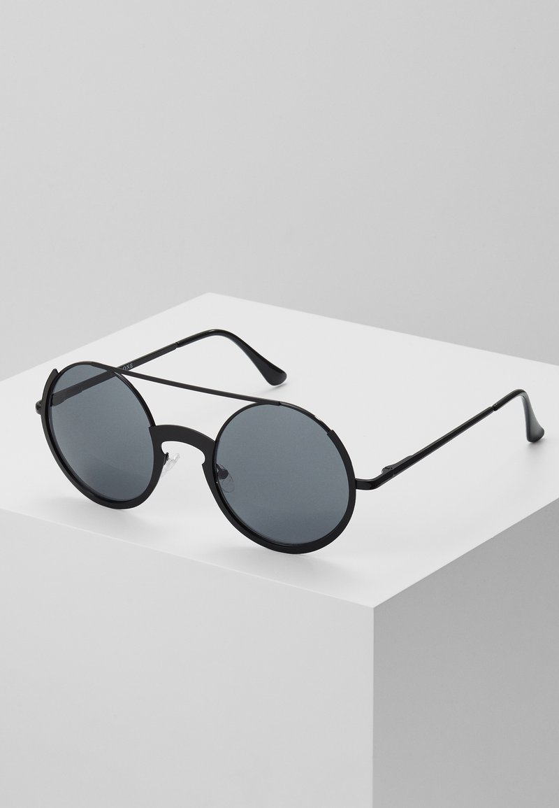 Pier One - UNISEX - Sunglasses - black