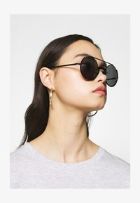 Pier One - UNISEX - Sunglasses - black - 2