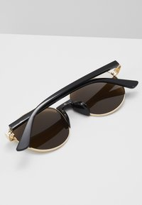 Pier One - UNISEX - Sunglasses - gold-coloured - 2