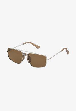 UNISEX - Sluneční brýle - silver-coloured
