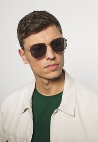 Pier One - UNISEX - Sonnenbrille - gold-coloured