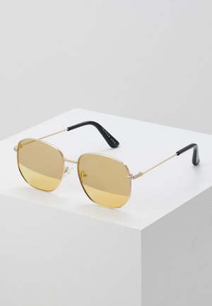 UNISEX - Gafas de sol - gold-coloured
