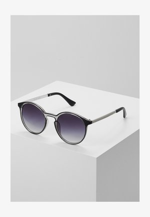 SET WITH CHAIN - Sunglasses - grey