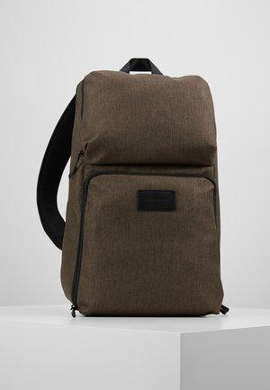 UNISEX - Rucksack - brown