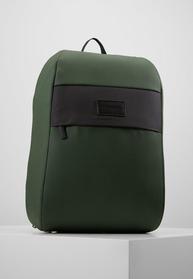 UNISEX - Rucksack - green/black