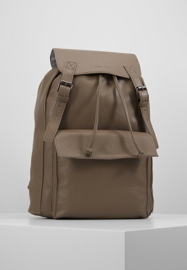 UNISEX - Batoh - grey/brown
