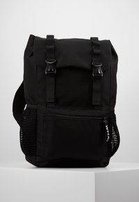 Pier One - UNISEX - Plecak - black - 0