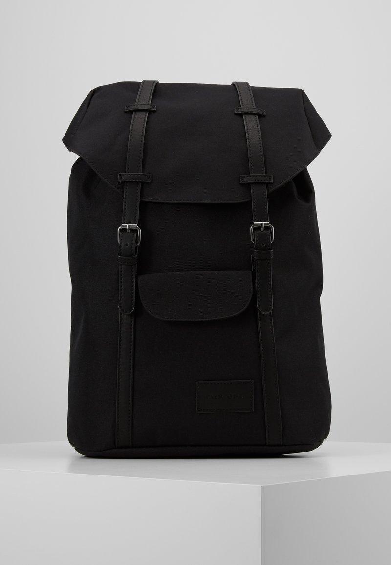 Pier One - UNISEX - Rucksack - black