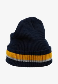 Pier One - Beanie - dark blue/light grey - 4