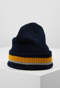 Pier One - Beanie - dark blue/light grey - 0