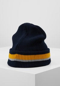 Pier One - Beanie - dark blue/light grey