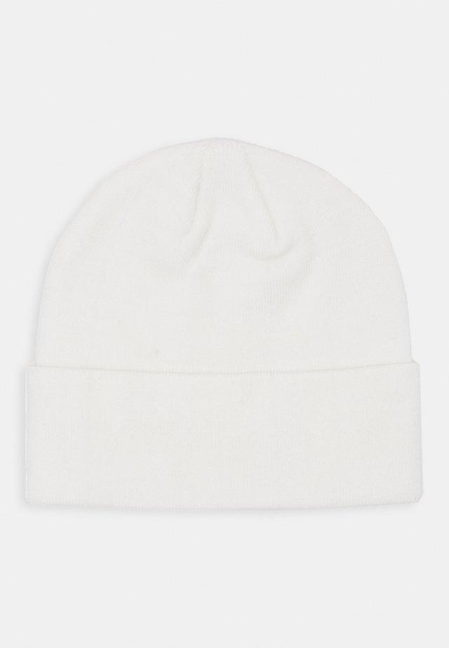 Čepice - white
