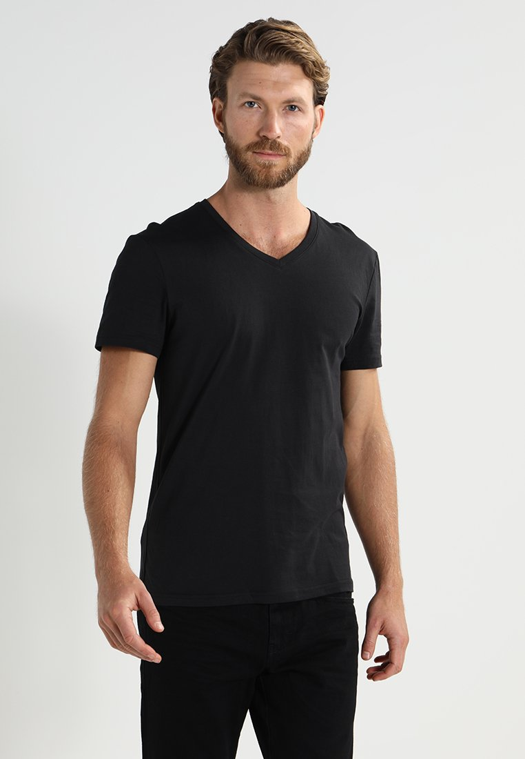 Black Pier Basique shirt One PackT 2 uc53T1KJlF