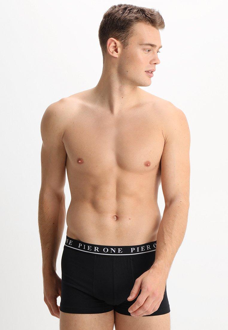 Pier One - 3 PACK - Underkläder - black