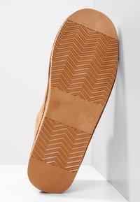 Pier One - Domácí obuv - brown - 4