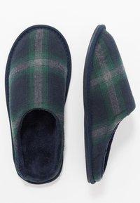 Pier One - Domácí obuv - green - 1