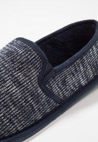 Pier One - Domácí obuv - dark blue - 5