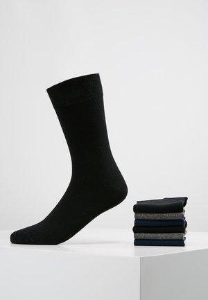 Strømper - grey/black/blue