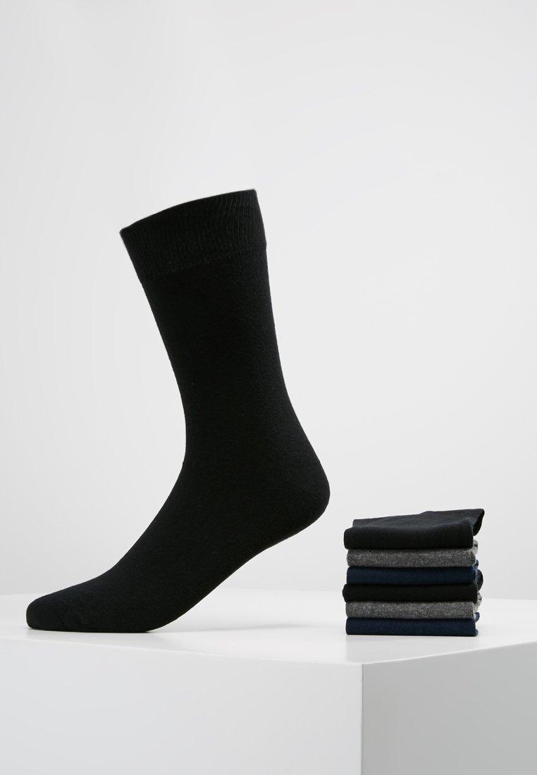 Pier One - Socks - grey/black/blue