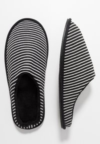 Pier One - Chaussons - black - 1