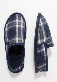 Pier One - Domácí obuv - dark blue - 1