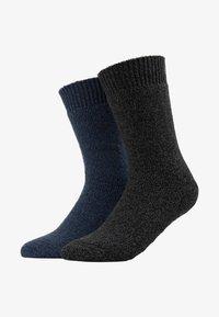 Pier One - Ponožky - grey/blue - 1
