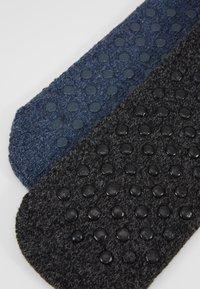 Pier One - Ponožky - grey/blue - 2