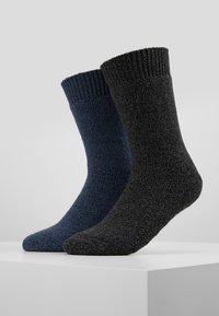 Pier One - Ponožky - grey/blue - 0