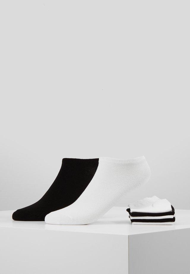 7 PACK - Sokker - white/black