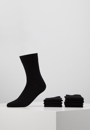 7 PACK - Socks - black