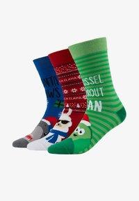 Pier One - 3 PACK - Socken - multicoloured - 1