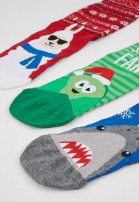 Pier One - 3 PACK - Socken - multicoloured - 2
