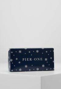Pier One - 3 PACK - Ponožky - blue/grey - 3